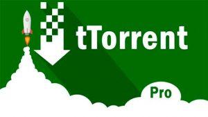 tTorrent — торрент-клиент для андроид ТВ