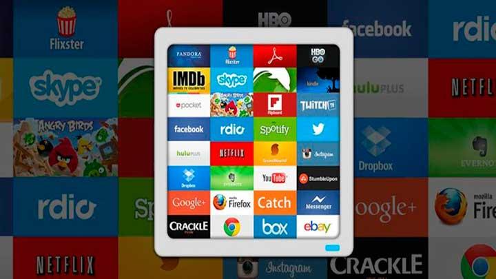 TV Launcher Pro - лаунчер Android TV