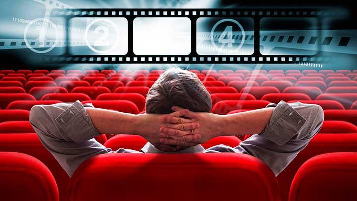 онлайн кинотеатр на Android TV