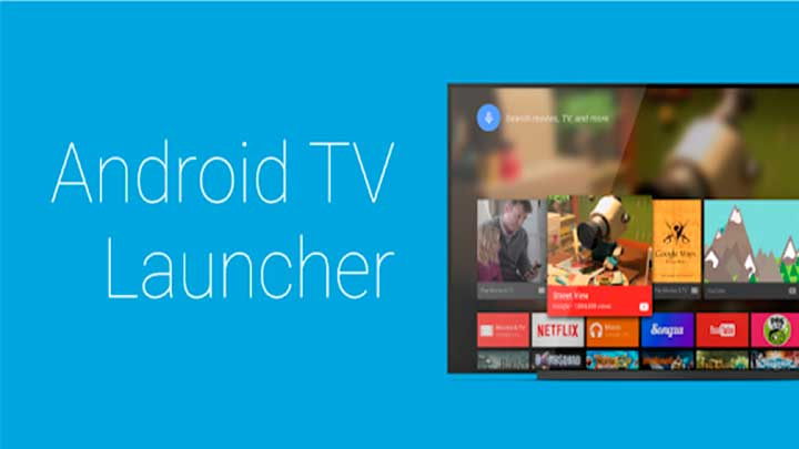 Android TV Launcher - лаунчер от Google