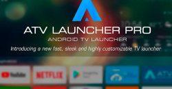 лаунчер для Андроид ТВ Box