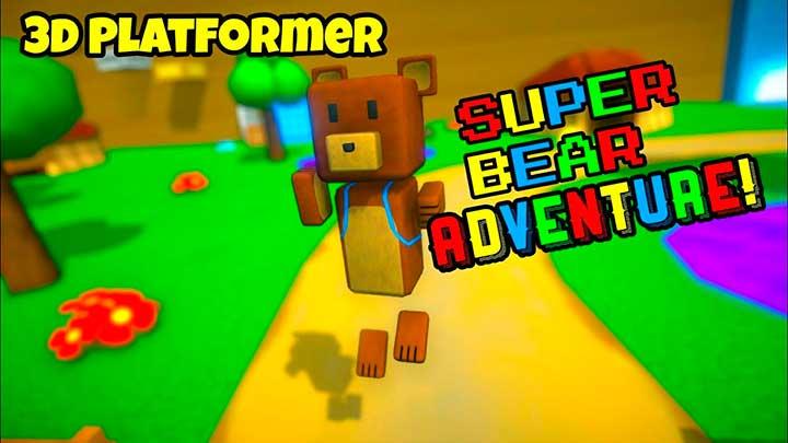 Super Bear Adventure