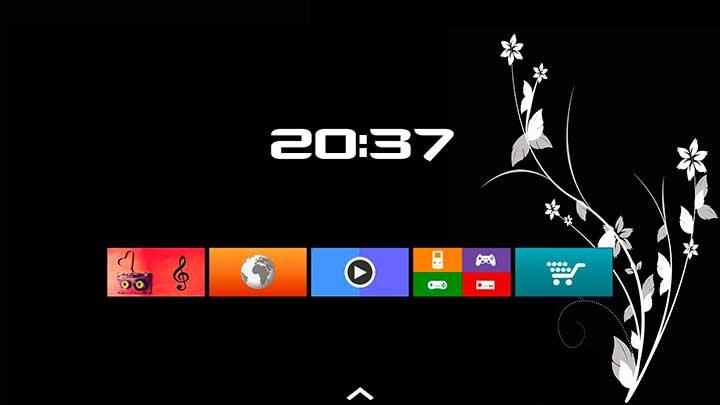 Top TV Launcher 2 - лаунчер для медиа-приставок