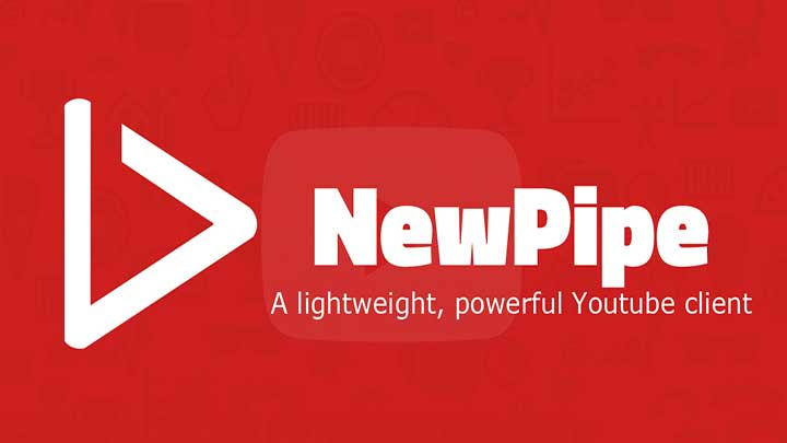 NewPipe - скачать видео с YouTube