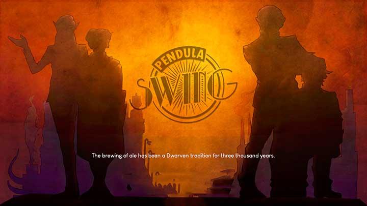 Pendula Swing - приключенческая игра
