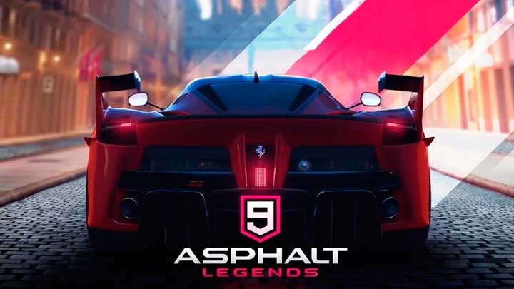 Asphalt 9: Legends - онлайн гонки