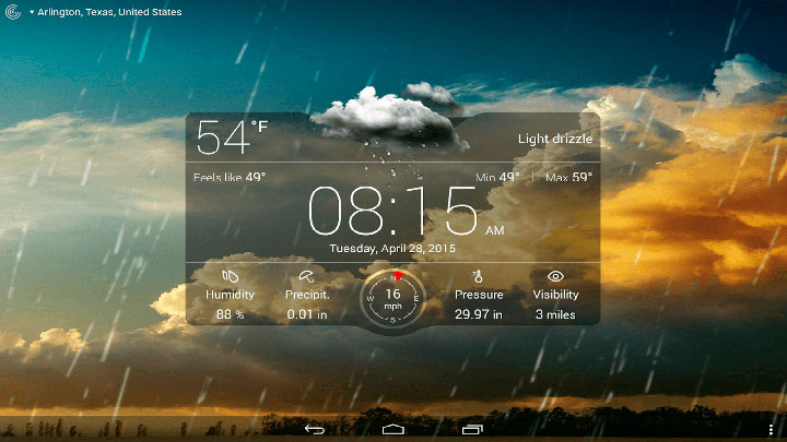 ASUS Weather