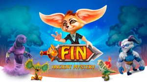 Fin and Ancient Mystery