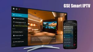 GSE Smart IPTV плеер