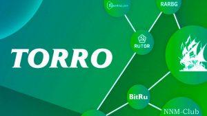 Torro - поиск торрентов