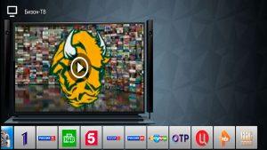 Bizon TV - онлайн телевидение