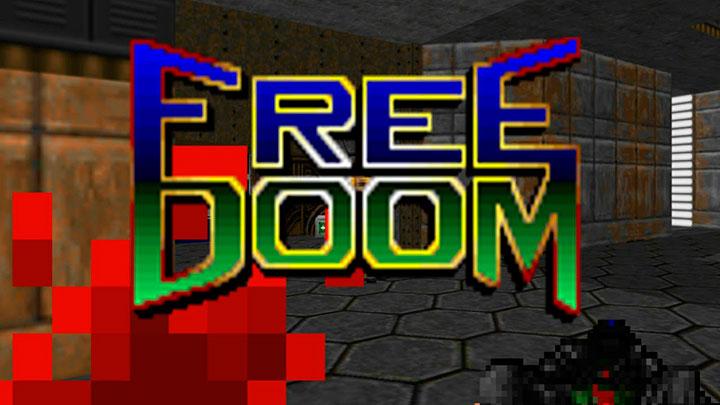 FreeDoom - 3D экшн для фанатов Doom