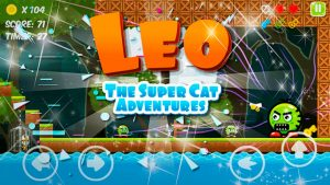 Leo: The Super Cat Adventures