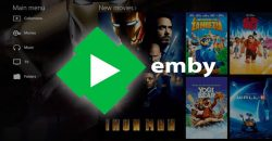 Emby для Android TV