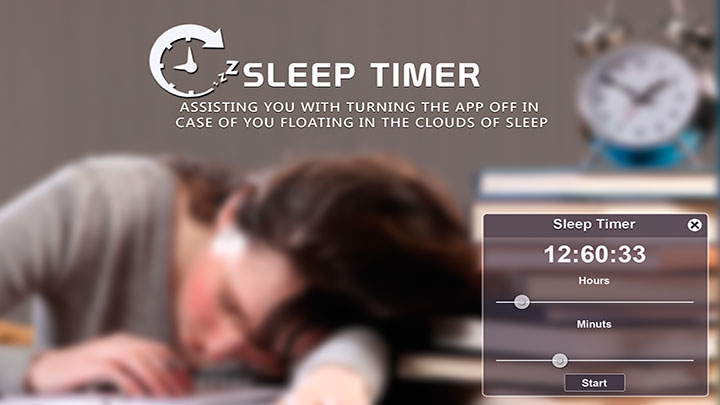 Sleep TV Timer