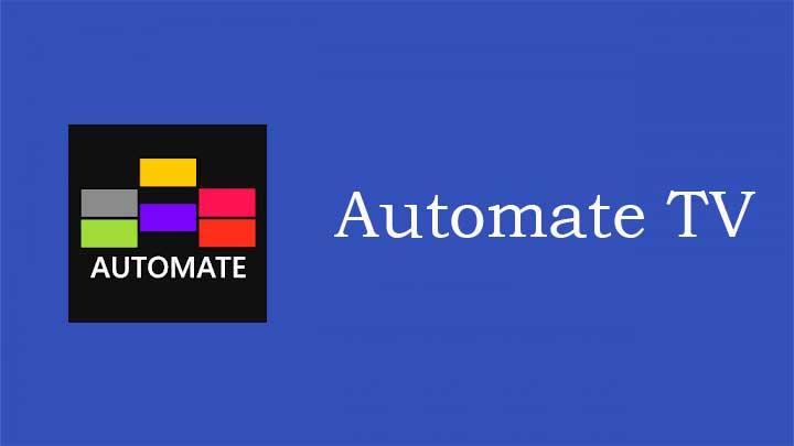 Automate TV